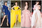 SAO MẶC ĐẸP: Thủy Tiên - Đỗ Mỹ Linh hóa 'nàng thơ' với váy áo tông hồng pastel