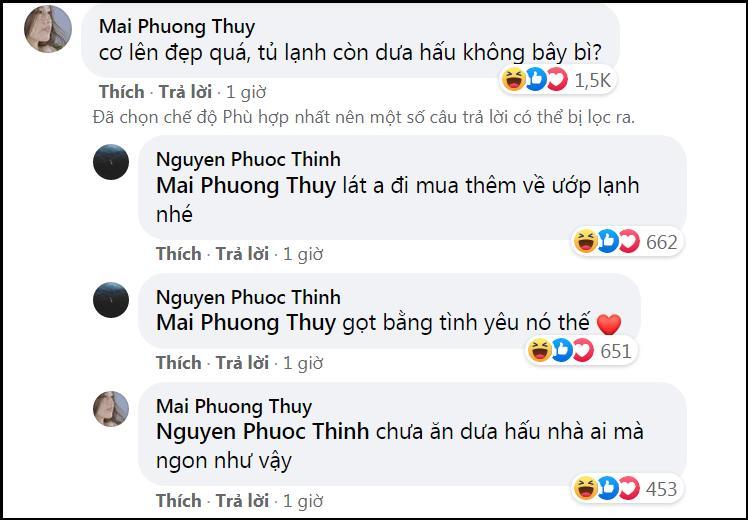 Noo Phước Thịnh dọa đánh kẻ dòm ngó Mai Phương Thúy trên đường-2