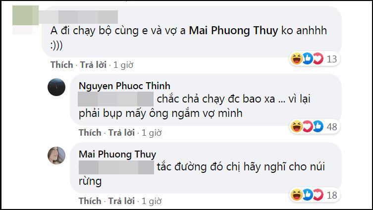 Noo Phước Thịnh dọa đánh kẻ dòm ngó Mai Phương Thúy trên đường-3
