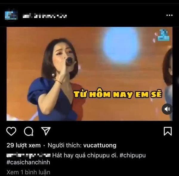 Người qua đường phát hiện Vũ Cát Tường trượt tay thả tim clip antifan mỉa mai giọng hát Chi Pu?-1