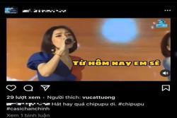 Người qua đường phát hiện Vũ Cát Tường 'trượt tay' thả tim clip antifan mỉa mai giọng hát Chi Pu?
