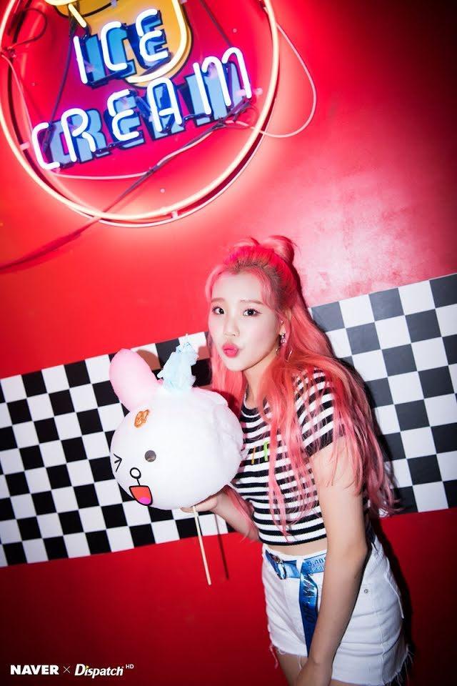 Còn đâu nữ Idol xấu nhất Kpop, JooE Momoland lột xác không ai nhận ra-2