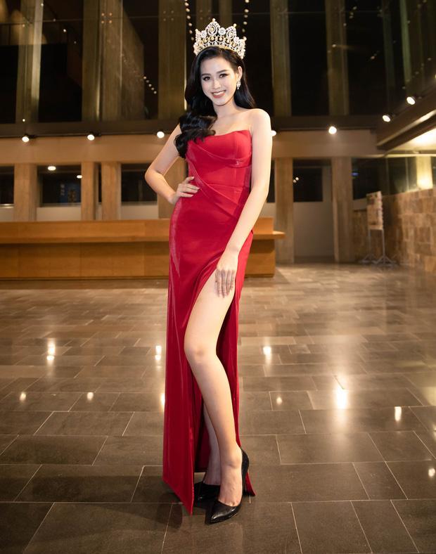 Hoa hậu Đỗ Thị Hà tự đăng thì chân dài đạt tỉ lệ 1/5 khó tin, qua camera thường thì sao?-3