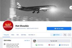 Hot showbiz - fanpage cập thật thông tin 'nóng' theo cách đặc biệt