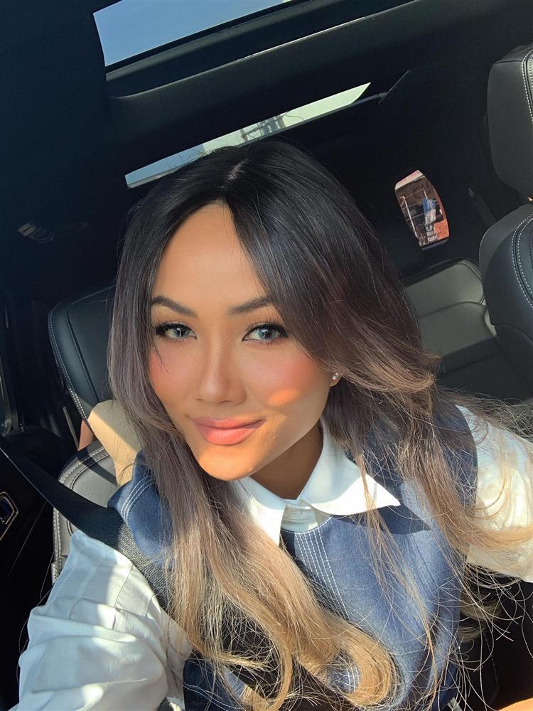 Dân mạng gặp HHen Niê ngoài đời, kể chuyện hoa hậu thi trượt bằng lái xe-3