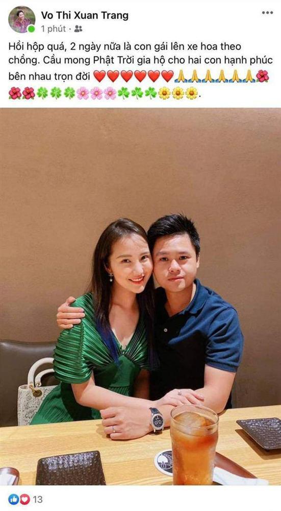 Mẹ vợ lỡ miệng lộ ngày cưới Phan Thành, tiết lộ luôn quan hệ với con rể thiếu gia-1