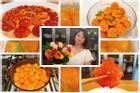 Học lỏm cách làm mứt quất ăn Tết của mẹ Việt ở Mỹ