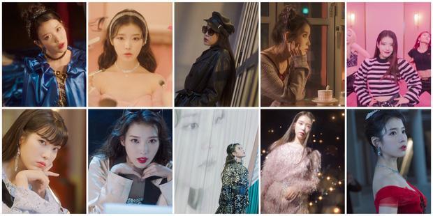 IU trở lại với Celebrity: Lâu lắm mới thấy nhảy, thay tới 10 bộ đồ trong MV-2