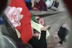 Vụ người mẹ đạp tới tấp vào 2 con sinh đôi ở Bình Dương: Có dấu hiệu bất thường