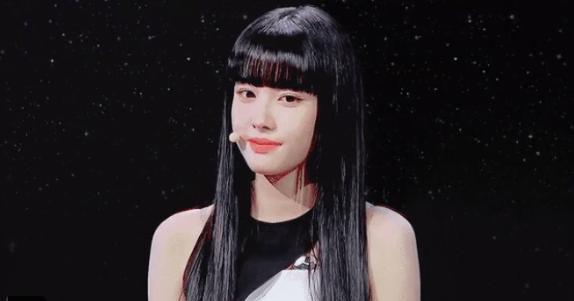 Ảnh thẻ của tân binh để tóc mái đẹp nhất Kpop chỉ sau Lisa (BLACKPINK)-4