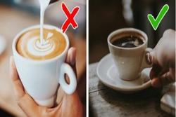Uống tối đa bao nhiêu tách cà phê 1 ngày để có lợi cho sức khỏe, theo nghiên cứu khoa học?
