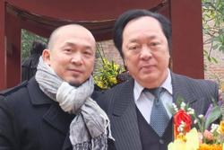 Nhạc sĩ Quốc Trung thông tin về tang lễ bố - NSND Trung Kiên