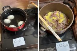 Anh chồng người Việt ở Nhật khoe cách vợ chăm sóc siêu độc đáo sau khi quen 8 năm