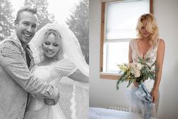 'Bom sex' Pamela Anderson kết hôn lần năm