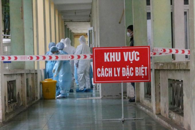 Ca bệnh 1552 ở Hải Dương: Xác định hơn 200 người là F1-1
