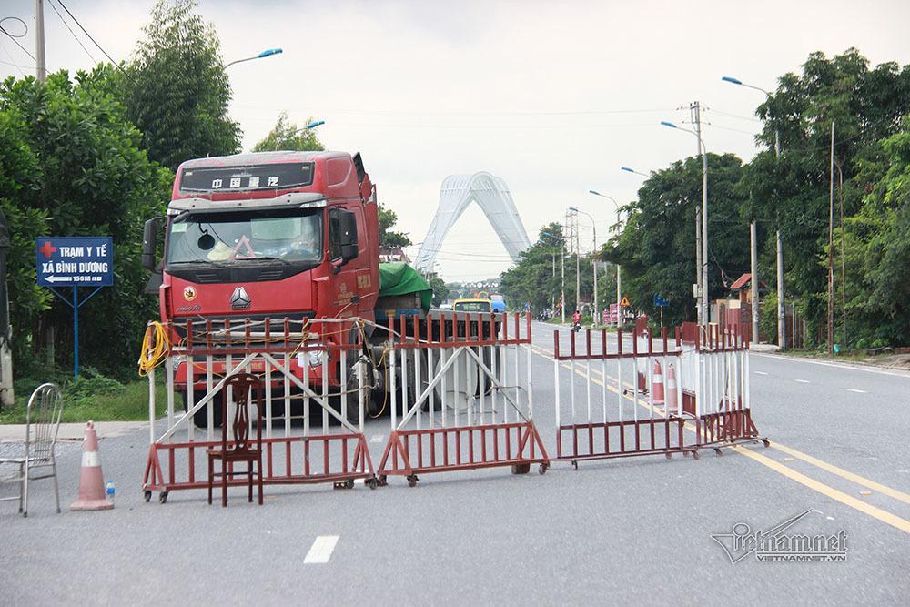 Quảng Ninh tạm dừng toàn bộ hoạt động vận tải để phòng chống Covid-19-1