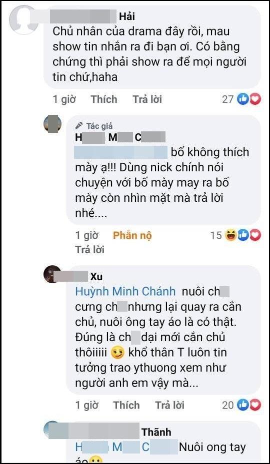 Trợ lý cũ Sơn Tùng có tin nhắn drama tình ái, tung ra là nam ca sĩ toang?-3