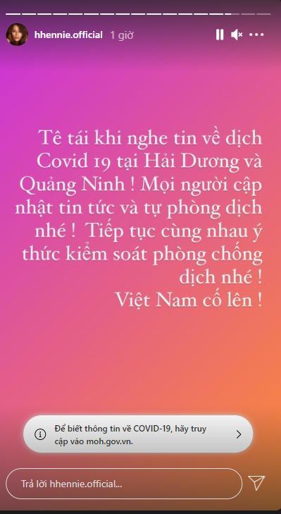 Sao Việt lan tỏa thông điệp tích cực khi dịch Covid-19 diễn biến phức tạp-4