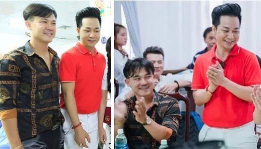 Hội bạn showbiz về Đồng Tháp viếng Vân Quang Long-3