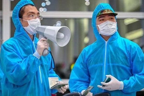 KHẨN: Bộ Y tế phát thông báo COVID-19 số 27, đề nghị mọi người khai báo y tế gấp-1