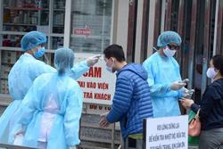 Nóng: Bắc Ninh có 1 ca nhiễm Covid-19, làm cùng xưởng với BN1552