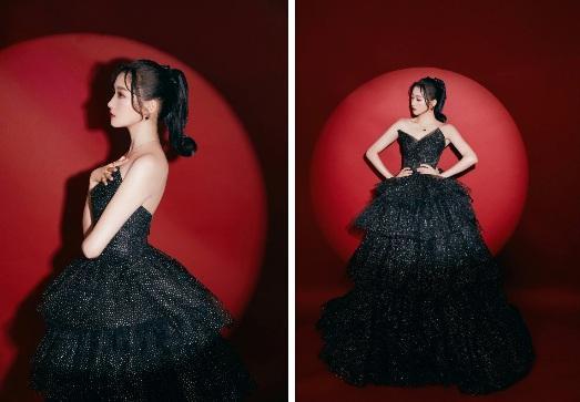 Đụng hàng bộ đầm hơn 130 triệu với ngọc nữ Cbiz, Seo Ye Ji không ngại xén luôn một chi tiết-1
