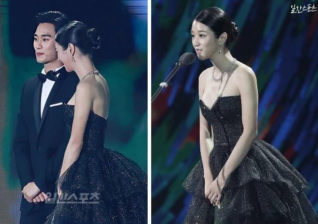 Đụng hàng bộ đầm hơn 130 triệu với ngọc nữ Cbiz, Seo Ye Ji không ngại xén luôn một chi tiết-4