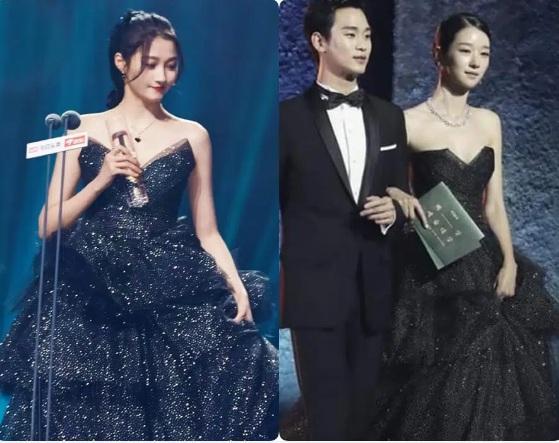 Đụng hàng bộ đầm hơn 130 triệu với ngọc nữ Cbiz, Seo Ye Ji không ngại xén luôn một chi tiết-8