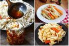 Học ngay cách làm 2 món muối chua ngon tuyệt không thể thiếu trong ngày Tết