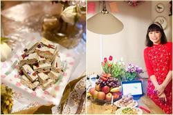 Mẹ Việt ở Nhật bày cách làm 'kẹo hạnh phúc' - Nougat đãi khách ngày Tết