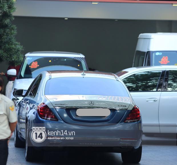 Phan Thành dùng siêu xe 34 tỷ trong lễ rước dâu sáng nay-5