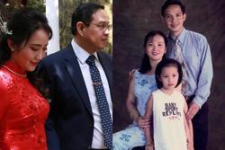 Bên cạnh mẹ quyền lực, Primmy Trương có người bố cực kín tiếng