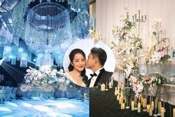 Đã mắt ngắm không gian tiệc cưới hơn 20 tỷ đồng của Phan Thành - Primmy Trương