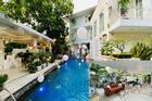 'Shark' Khoa lần đầu để lộ mọi ngóc ngách nhà riêng đẹp như resort