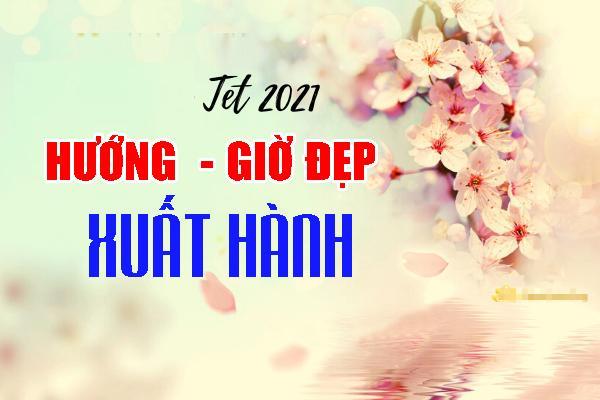 Ngày đẹp, giờ tốt xuất hành năm mới Tân Sửu 2021 cho người tuổi Tý-1