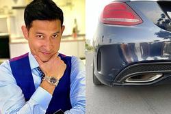 Huy Khánh bị va chạm giao thông: 'Cả Tết này anh sẽ day dứt'