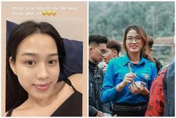 Mặt mộc của Hoa hậu Đỗ Thị Hà