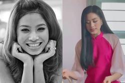 Đỗ Hà - Phạm Hương: 2 hoa hậu cằm chẻ hiếm hoi của showbiz Việt