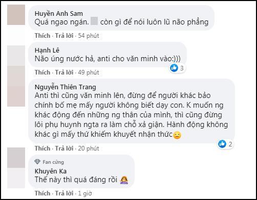 Antifan ập vào Facebook mẹ Sơn Tùng, để lại nhiều ảnh nóng Hải Tú-11