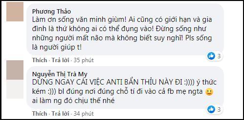 Antifan ập vào Facebook mẹ Sơn Tùng, để lại nhiều ảnh nóng Hải Tú-12