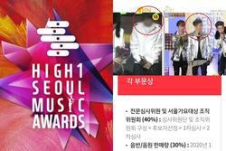Tranh cãi 'Seoul Music Awards 2021': Dìm hàng nghệ sĩ, ăn cắp tiền fan