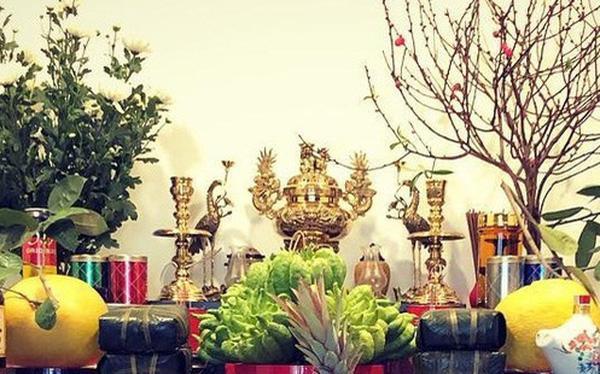 Dọn bàn thờ Tết thế nào vừa không phạm mà còn rước lộc, may mắn đầy nhà?-2