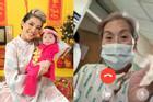 Tình trạng mẹ chồng Pha Lê sau thời gian chữa ung thư giai đoạn cuối