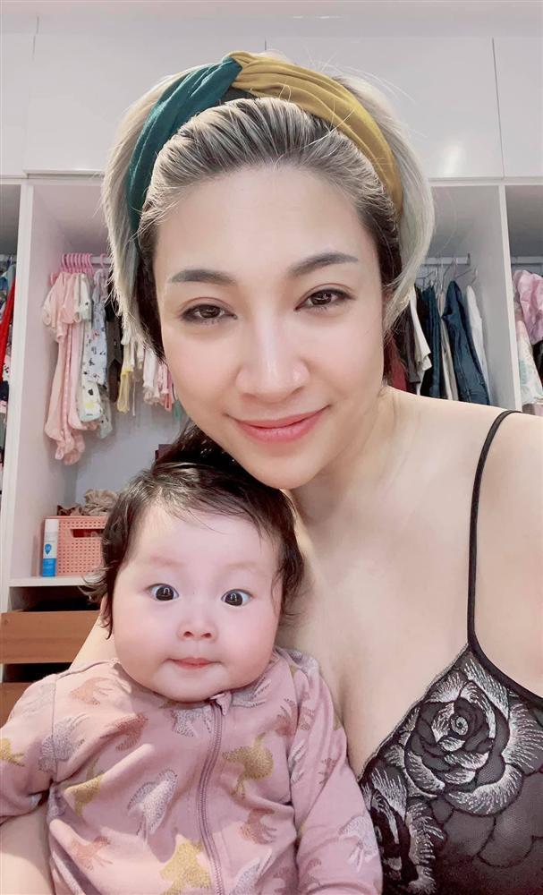 Tình trạng mẹ chồng Pha Lê sau thời gian chữa ung thư giai đoạn cuối-1