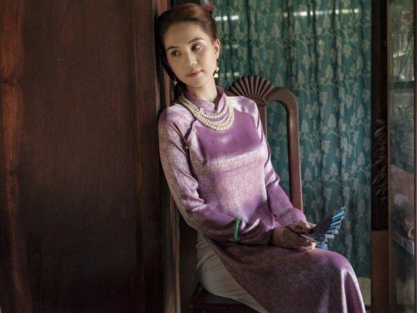 Muôn kiểu phụ kiện mix cùng áo dài Tết được sao Việt lăng xê nhiệt tình-11