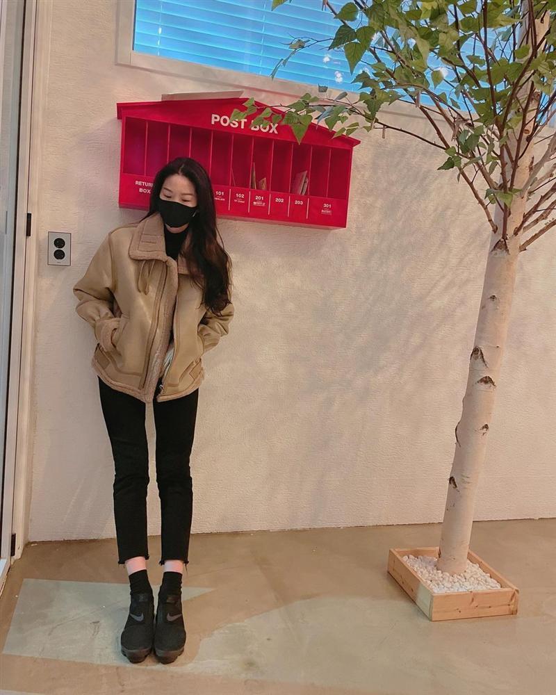 Bà xã Jun Jin (Shinhwa) được khen đẹp như minh tinh màn bạc-4