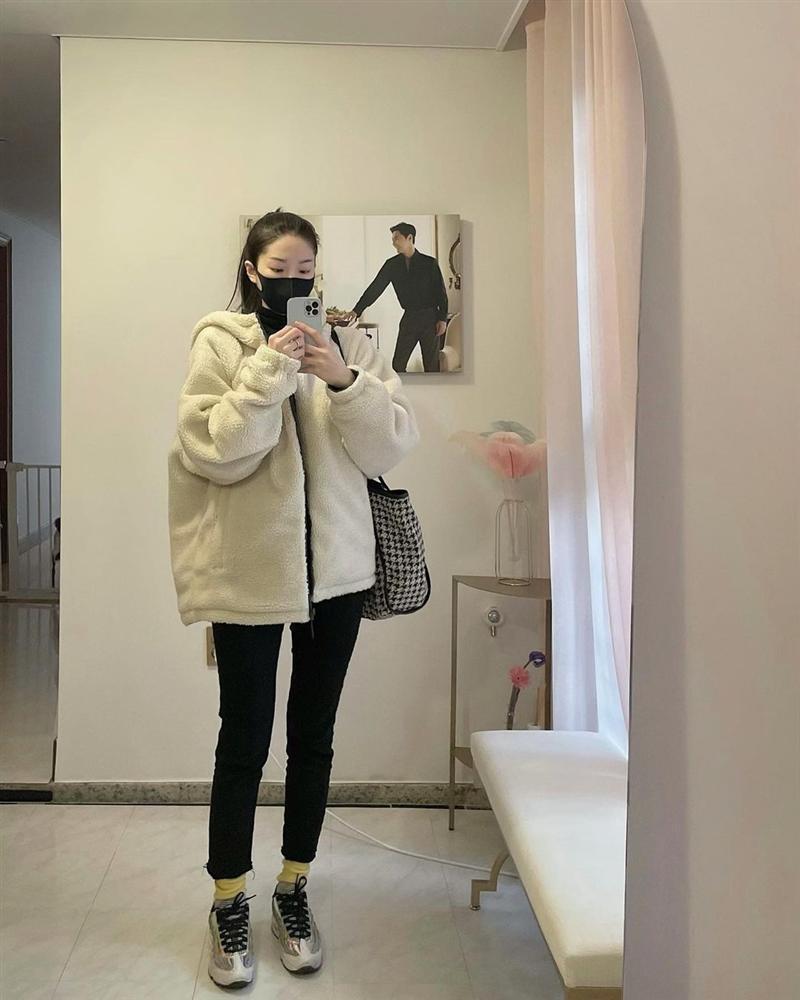 Bà xã Jun Jin (Shinhwa) được khen đẹp như minh tinh màn bạc-5