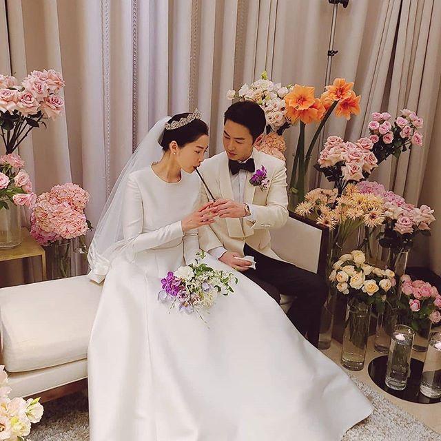 Bà xã Jun Jin (Shinhwa) được khen đẹp như minh tinh màn bạc-8