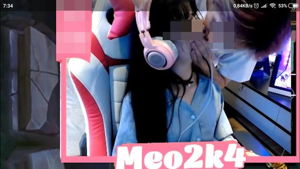 Nữ streamer Mèo 2k4 công khai danh tính nam chính clip 18+-4