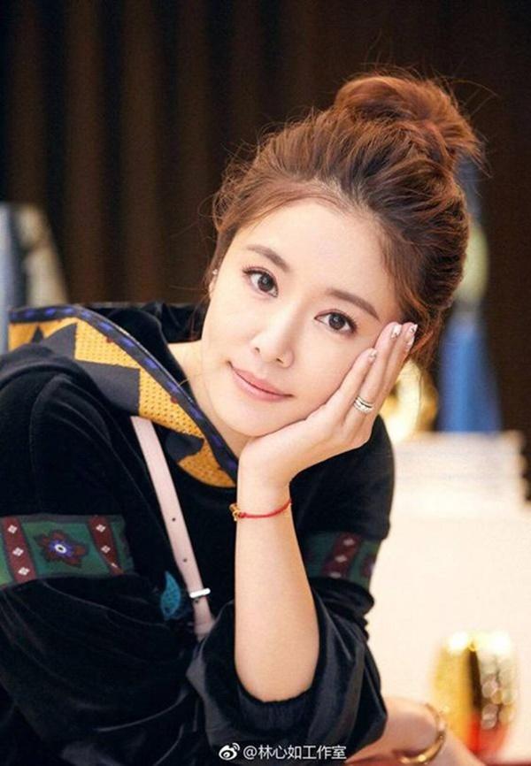 Lâm Tâm Như tạm nghỉ đóng phim vì sức khỏe sa sút-1